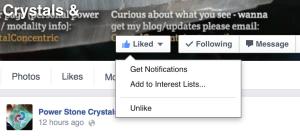 screen shot PS 'get notifications'