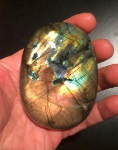 Labradorite - imagination stone